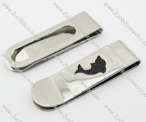 Stainless Steel mony clips - JM280005