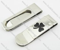 Stainless Steel mony clips - JM280038