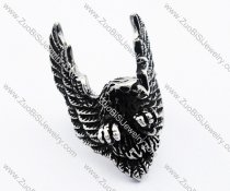 Lanneret Stainless Steel Eagle Ring -JR010101