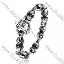 Dragon Paw Stainless Steel Bangles - JB350049