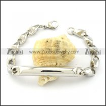 Buy Solid Casting Chain Bracelet with Tube -b001021