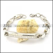 Buy Solid Casting Chain Bracelet with Tube -b001022