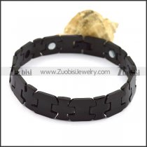 Black Tungsten Bracelets for Men b003768