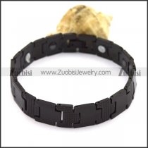 Black Tungsten Bracelet b003773