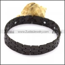 Wholesale Black Tungsten Bracelets b003766
