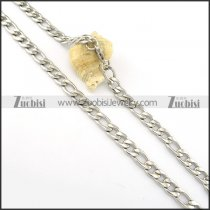 wonderful 316L Steel Necklace -n000289