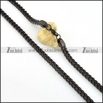 Stainless Steel Necklace -n000222