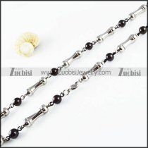 Stainless Steel Necklaces -n000118