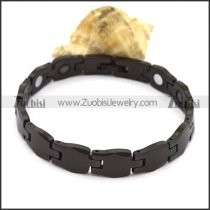 Black Tungsten Bracelet for Men b003769