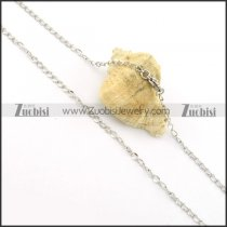 Practical 316L Stainless Steel small chain necklaces for ladies -n000374