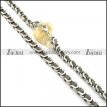 Gold Plated Necklaces n000584