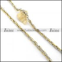 Gold Plated Necklaces n000580
