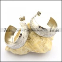 eco friendly earrings for sensitive ears e000899
