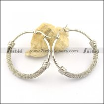 elegant clip on earrings for lady e000867