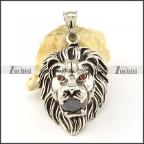 Stainless Steel Pendant of The Lion King -p000792