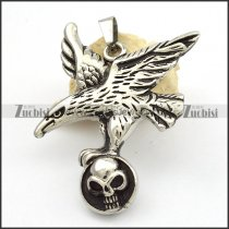 Stainless Steel eagle Pendants -p000433