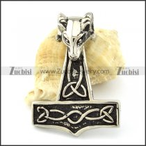316L great Pendant -p000992