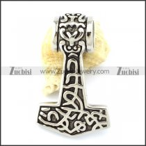 unique nonrust steel Pendant with Affordable Wholesale Price -p001041
