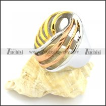 Stainless Steel Plating Ring -r000619