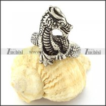 Stainless Steel Little Dragon Rings -r000644