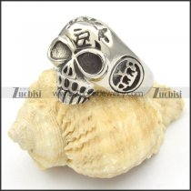 Stainless Steel Skull Rings -r000444