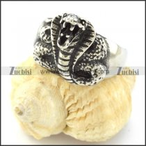 Unique Casting Snake Ring for Mens -r001030