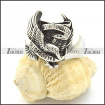 live to ride eagle ring for bikers r001307