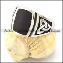 Viking Stainless Steel Rings with big sizes for 2013 collection -r000843