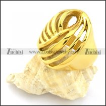 Stainless Steel Plating Ring -r000620