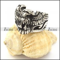 Unique Casting Free Eagle Ring for Mens -r001023