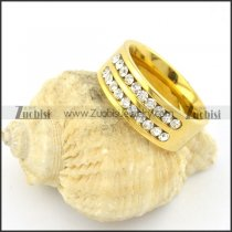 charming rhinestone wedding ring r001283