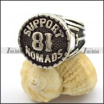 Support Nomads 81 Biker Ring r001836
