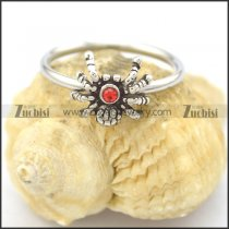 unique red spider ring designs for women r002072
