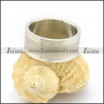 Cool Thumb Rings with 2 Lines r002636