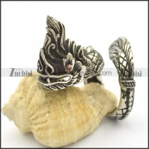3D Dragon Ring r002491