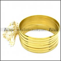 Stainless Steel Bangles b008733