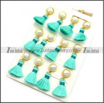 Stainless Steel Earring e001740