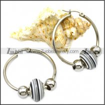 Stainless Steel Earring e001648