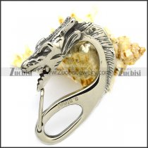 Stainless Steel Dragon Clasp a000930