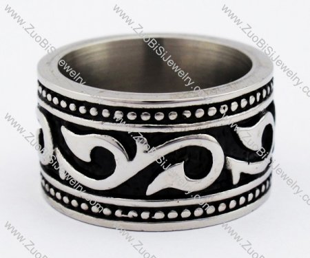 Stainless Steel ring - JR280136