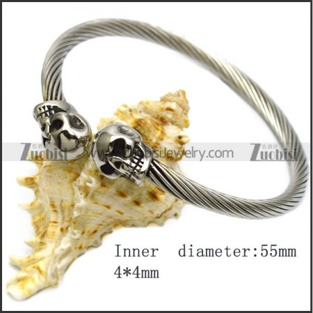 Stainless Steel Bangles b008657