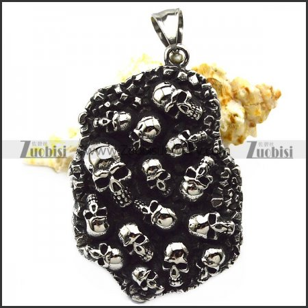 cool skulls pendants for mens