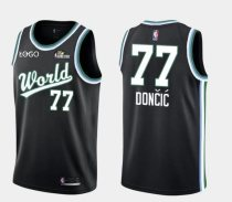 2019/20 men All-Star Rookie Jersey woild 77 basketball
