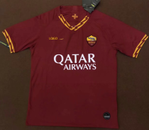 2019/20 men fan version A.S.Roma PLUS SIZE XXL(2XL),XXXL(3XL), soccer jersey football shirt Fútbol