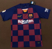 2019/20 Adult thai version Barcelona PLUS SIZE XXL(2XL),XXXL(3XL), soccer jersey football shirt