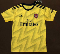 2019/20 men fan version Arsenal yellow PLUS SIZE XXL(2XL),XXXL(3XL), soccer jersey football shirt Fútbol