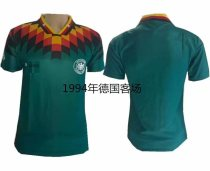 1994 Germany Retro Soccer Jersey Adult Football Shirt