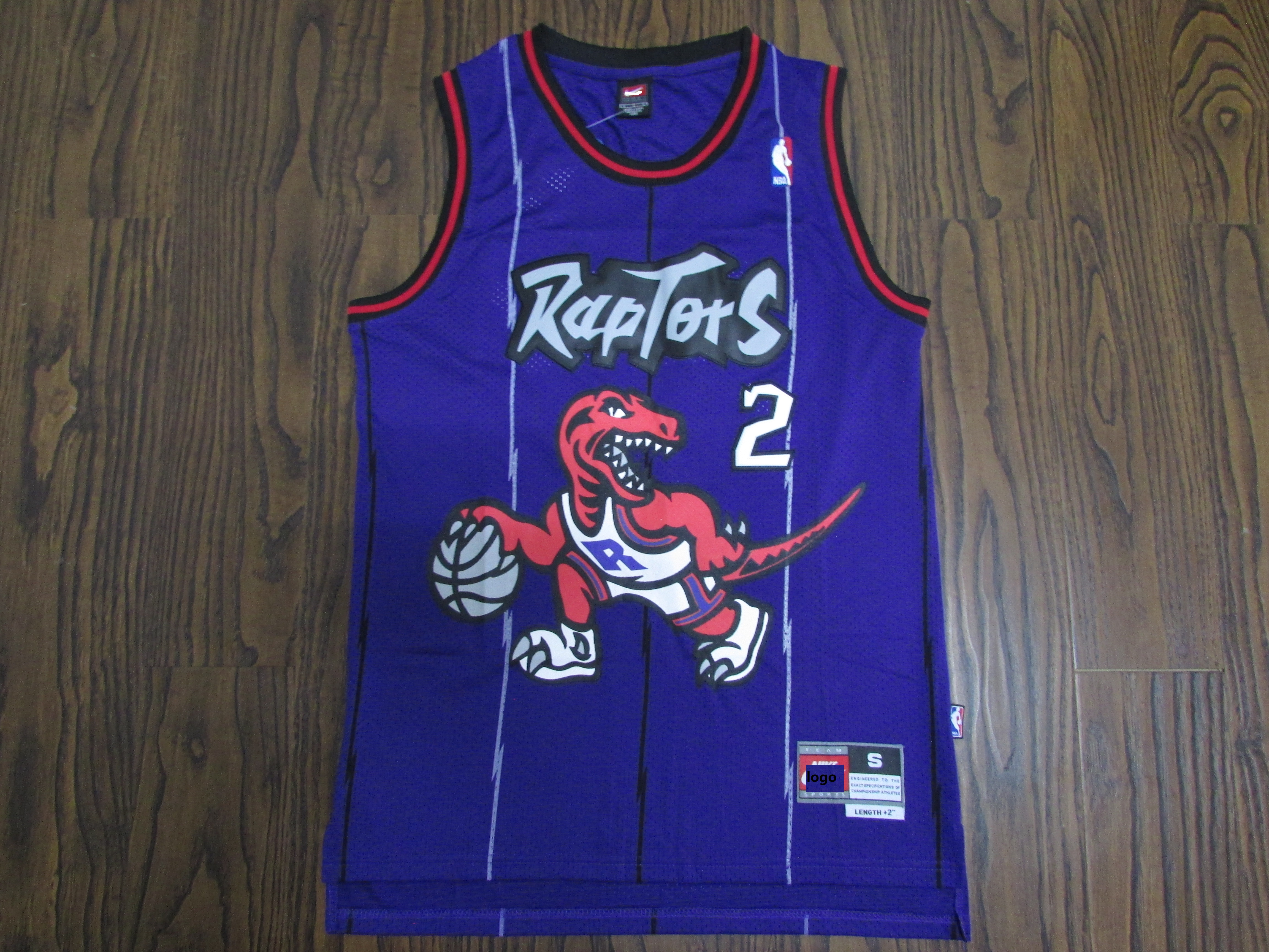 19/20 Men Raptors basketball jersey
