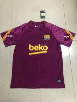 19-20 Thai Quality adult Barcelona Training clothes football shirt soccer jersey