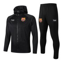 19/20 Men Barcelona Soccer jacket with hoodies football kits